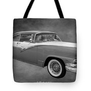 1956 Ford Fairlane Victoria Tote Bag