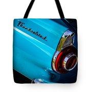 1956 Ford Thunderbird 2 Tote Bag