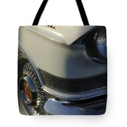 1957 Cadillac Front End Tote Bag