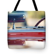 1957 Chevrolet Corvette Convertible  Tote Bag