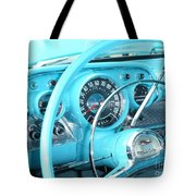 1957 Chevrolet Tote Bag
