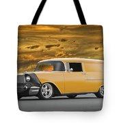 1957 Chevrolet Sedan Delivery II Tote Bag