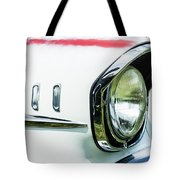1957 Chevy 210  Tote Bag