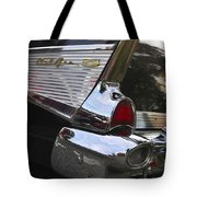 1957 Chevy Bel-air Tote Bag