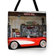 1957 Corvette Hackberry Arizona Tote Bag