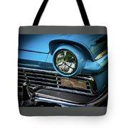 1957 Ford Detail Tote Bag