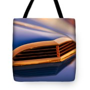 1957 Ford Thunderbird Scoop Tote Bag