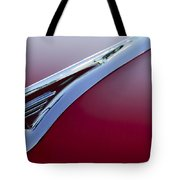 1957 Oldsmobile Hood Ornament 2 Tote Bag