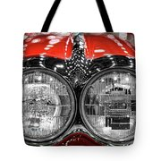 1958 Chevrolet Corvette  Tote Bag