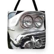 1958 Chevrolet Delray Tote Bag