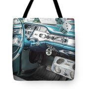 1958 Chevrolet Impala - 5 Tote Bag