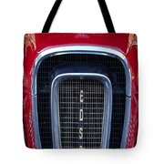 1958 Edsel Hood Ornament  Tote Bag