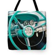 1958 Edsel Pacer Dash Tote Bag