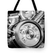 1958 Edsel Ranger Push Button Transmission 2 Tote Bag