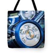 1958 Edsel Ranger Push Button Transmission Tote Bag