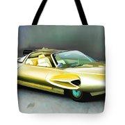 1958 Ford Automobile Tote Bag