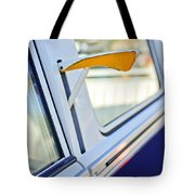 1958 Volkswagen Vw Bus Turn Signal Tote Bag