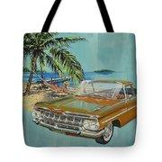 1959 Chevrolet El Camino Tote Bag