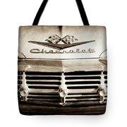 1959 Chevrolet Impala Grille Emblem -1014s Tote Bag