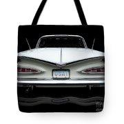 1959 Chevrolet Impala Tote Bag