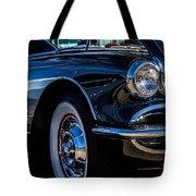 1959 Chevy Corvette Tote Bag