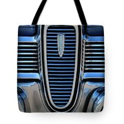 1959 Edsel Villager Grille Tote Bag