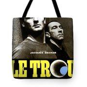 1960 Becker Le Trou Tote Bag