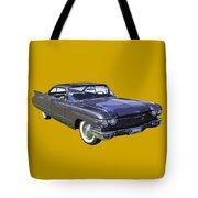1960 Cadillac - Classic Luxury Car Tote Bag