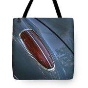1960 Chevy Corvette Taillight Tote Bag