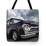 1960 Ford F100 Truck Tote Bag