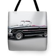 1960 Ford Falcon Sprint Convertible I Tote Bag