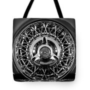1960 Ford Thunderbird Spare Tire 2 Tote Bag