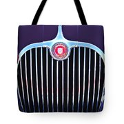 1960 Jaguar Xk150 Roadster 2 Tote Bag