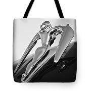 1960 Nash Metropolitan -0854bw Tote Bag by Jill Reger