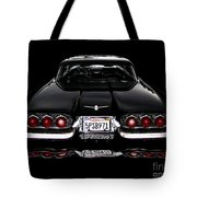 1960 Thunderbird Hardtop Coupe Tote Bag