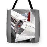 1960s Cadillac Fleetwood Tote Bag