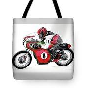 1960s Ducati Desmo Tote Bag