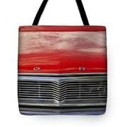 1960s Ford Galaxie Tote Bag