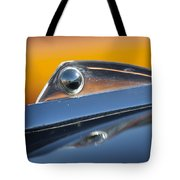 1961 Ford Starliner Hood Ornament Tote Bag