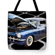 1951 Mercury Classic Car Photograph 002.02 Tote Bag