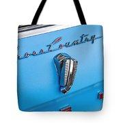 1961 Rambler Cross Country Emblem Tote Bag