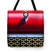 1961 Rambler Hood Ornament Tote Bag