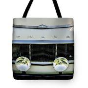 1961 Volvo Pv544 Grille Emblem -1511c Tote Bag