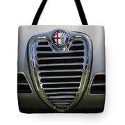 1962 Alfa Romeo Grille Tote Bag