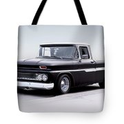 1962 Chevrolet Shortbed Pickup I Tote Bag