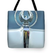 1962 Chrysler Imperial Hood Ornament Tote Bag