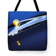 1962 Ford Galaxie Hood Ornament Tote Bag