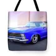 1963 Buick Riviera Tote Bag