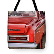 1963 Dodge 426 Ramcharger Max Wedge Tote Bag
