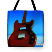 1963 Guild Jet Star Tote Bag by Bill Cannon